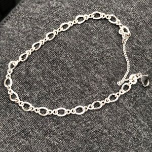 James Avery charm bracelet.